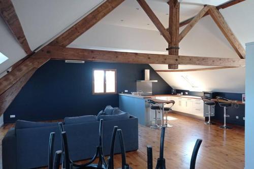 Appartement moderne et lumineux - Location saisonnière - Brive-la-Gaillarde