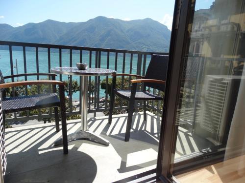 Nassa , Pension in Lugano