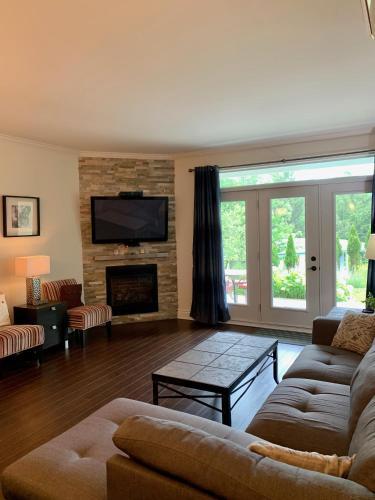 Condo Le Champlain-102 - Apartment - Bromont