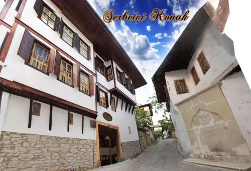 Safranbolu Serbetci Konak odalar