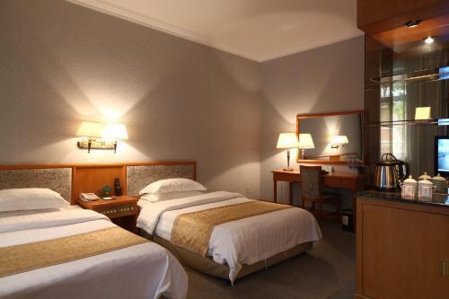 Beijing Dong Chang'an Hotel photo 2