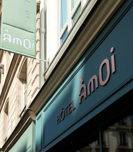 Hôtel Amoi Paris - Hôtel - Paris