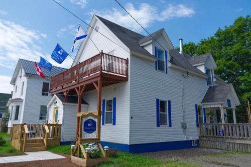 Pleasant Street Inn - Accommodation - Parrsboro