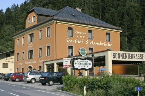 HotelHOTEL GASTHOF STEFANSBRÜCKE