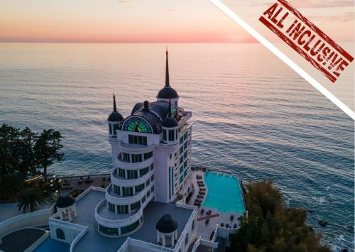 Castello Mare Hotel&Wellness Resort - Kobuleti