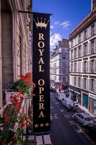 Hôtel Royal Opéra impression
