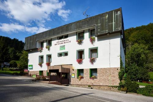 Pension&restaurace Zelený Mlýn - Žacléř