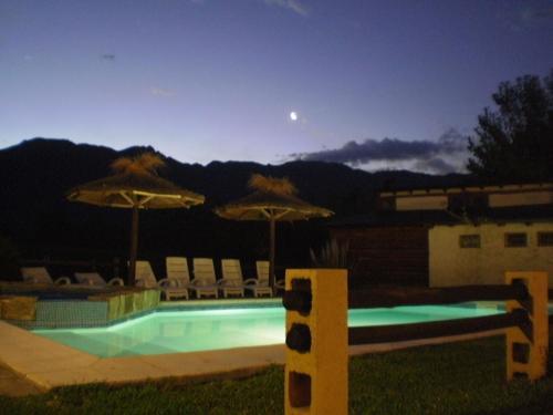 Cabañas Rio Mendoza - Accommodation - Cacheuta