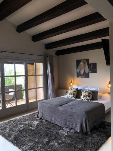 Junior Suite Hotel Castell d'Emporda 3