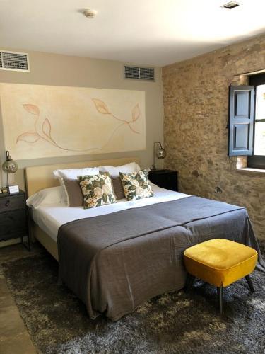 Standard  Room Hotel Castell d'Emporda 2