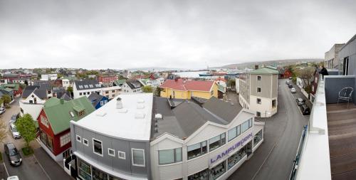Dr. Jakobsensgøta 16, Tórshavn, Faroe Islands.