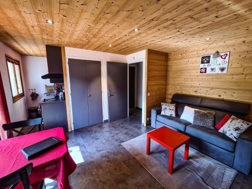 Studio 71 - Vue montagne - Centre village la Clusaz & Pied des pistes - Apartment - La Clusaz