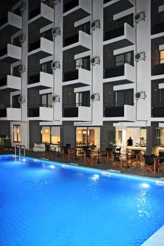 Amphitryon Boutique Hotel in Rhodos