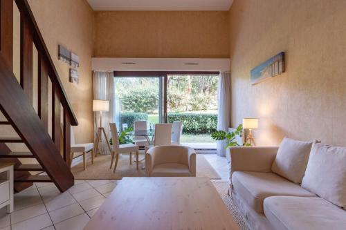 Beautiful apartment with a garden in Arcachon