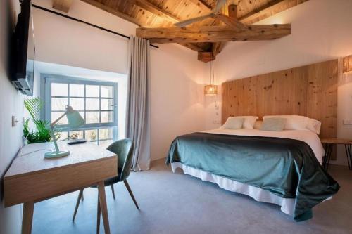 Habitación Doble - 1 o 2 camas La Fábrica del Canal 7