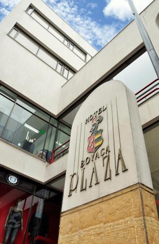 . Hotel Boyaca Plaza