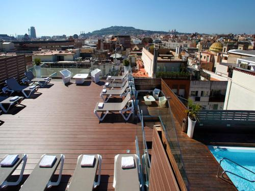 Hotel Lleó photo 21