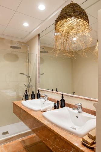 Habitación Doble con vistas al jardín Hotel Ritual de Terra & SPA 10