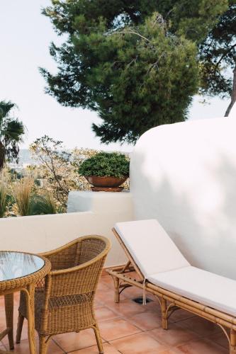 Suite con terraza Hotel Ritual de Terra & SPA 5
