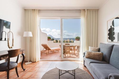 Suite con terraza Hotel Ritual de Terra & SPA 1