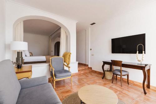 Suite con terraza Hotel Ritual de Terra & SPA 4