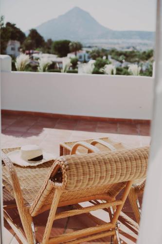 Suite Superior con cama extragrande Hotel Ritual de Terra & SPA 10