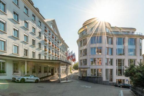 Einstein St. Gallen - Hotel