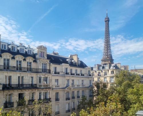 Hôtel Eiffel Kensington - Hôtel - Paris