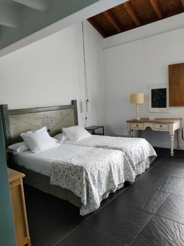 Doppel- oder Zweibettzimmer - Einzelnutzung Casa Rural Errota-Barri 44