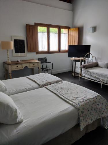 Doppel- oder Zweibettzimmer - Einzelnutzung Casa Rural Errota-Barri 43
