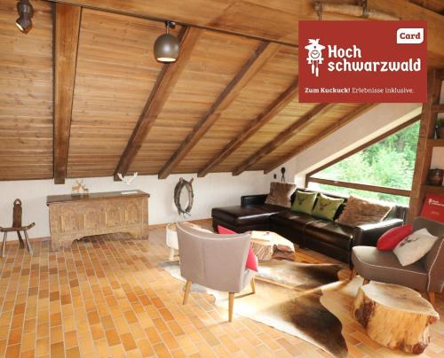 Fewo Schwarzwaldblick, Todtnau-Muggenbrunn, Liftverbund Feldberg - [#114535] - Apartment - Müggenbrünn