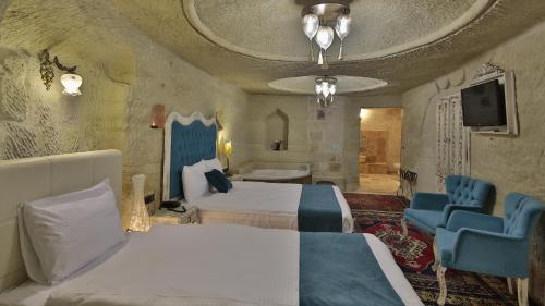 Cave Suite with Spa-bath