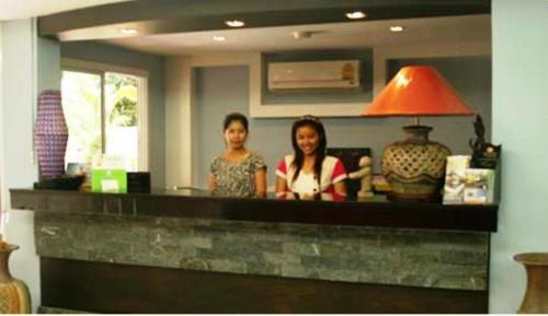 Oasis Inn Bangkok photo 20