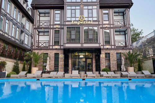 Spa Hotel Grace Imperial - Estosadok