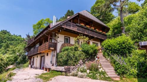 Ferienhaus Rombach Wohnung A - Apartment - Wieden