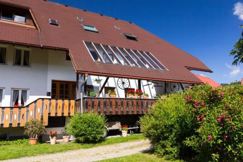 Ferienwohnung Jasmin - Apartment - Wieden