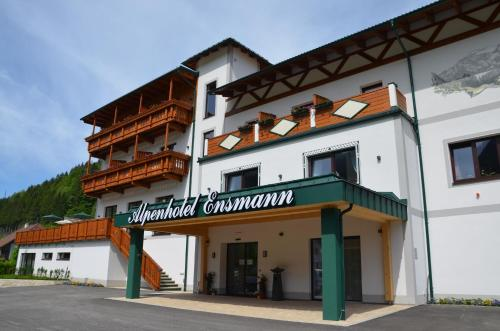 Alpenhotel Ensmann - Hotel - Göstling-Hochkar