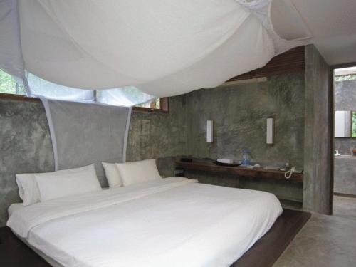 Chambre Double ou Lits Jumeaux Deluxe – Vue sur Jardin (Deluxe Double or Twin Room with Garden View)