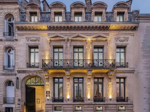Hôtel Le Palais Gallien - Hôtel - Bordeaux