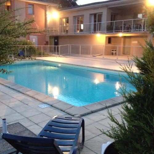 Citotel Les Alizés - Hotel - Limoges