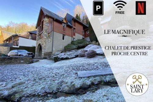 Chalet Le Magnifique - Saint-Lary Soulan