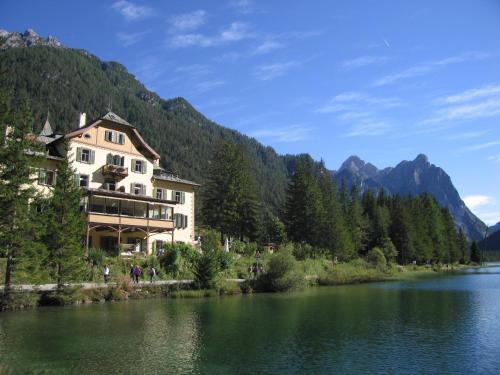 Hotel Baur Am See Toblach
