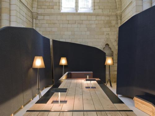 fontevraud l 39 hotel review loire france travel. Black Bedroom Furniture Sets. Home Design Ideas
