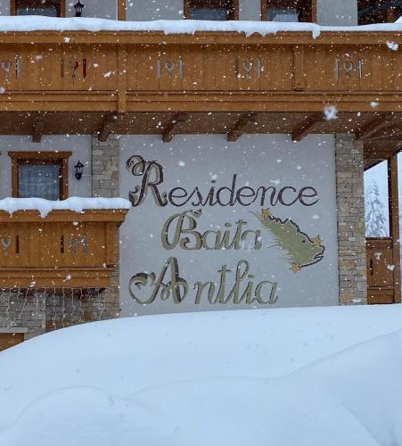 Baita Antlia Apartments - Accommodation - Arabba