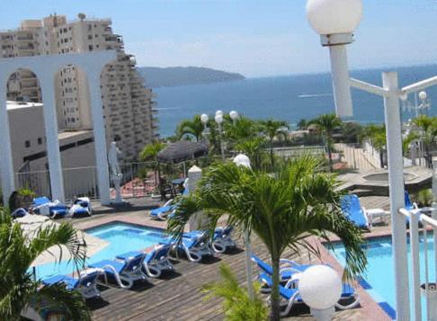 Hotel Sirena del Mar Acapulco