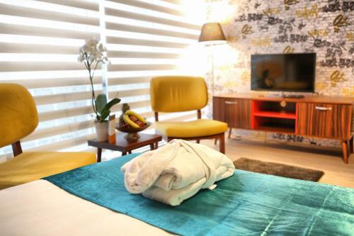 Istanbul Chakra Suites Levent-Metro online rezervasyon