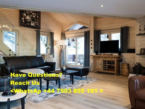 chalet in Verbier - check host info before reserve - Chalet - Verbier