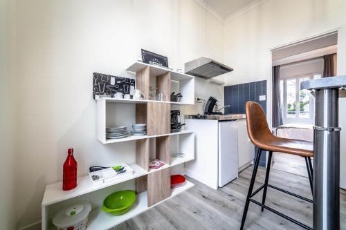VOLTAIRE #2 - Studio - 1 chambre - Location saisonnière - Brive-la-Gaillarde