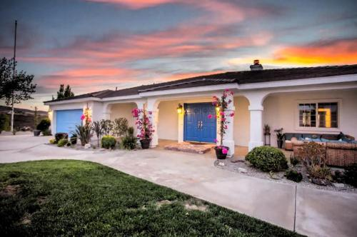 Exceptional Vacation Home in Temecula villa - Accommodation - Sage