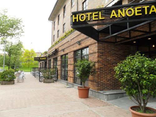 Hotel Anoeta - San Sebastián